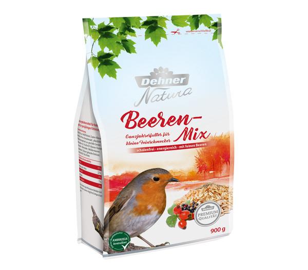 Dehner Natura Premium Beeren-Mix, Ganzjahresfutter