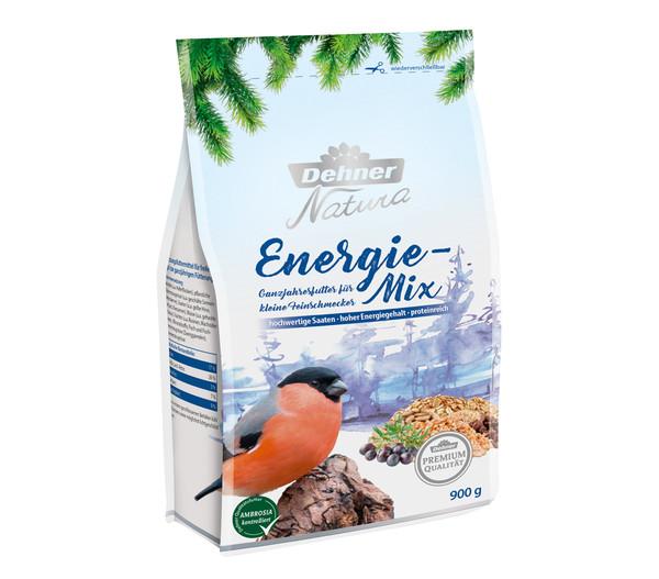 Dehner Natura Premium Ganzjahresfutter Energie-Mix