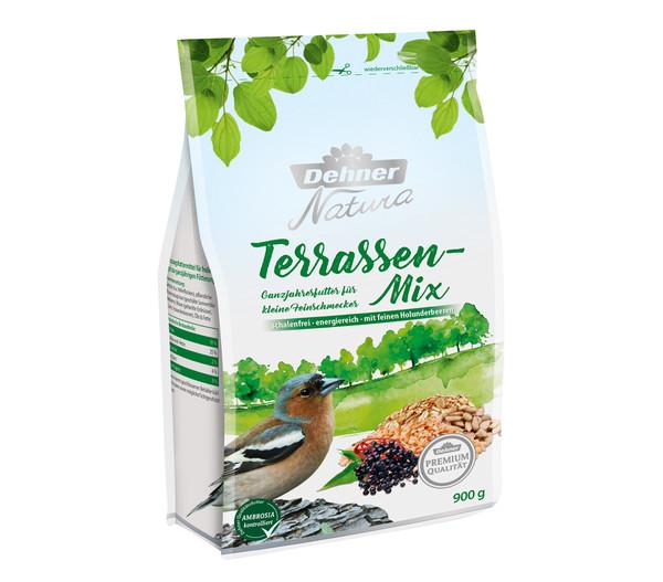 Dehner Natura Premium Ganzjahresfutter Terrassen-Mix