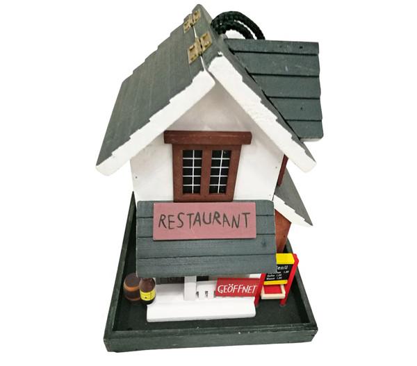 Dehner Natura Vogelhaus Restaurant