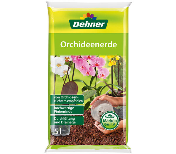 Dehner Orchideenerde, 5 l