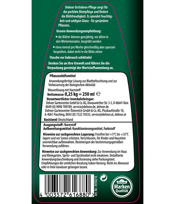 Dehner Orchideen-Pflege-Spray, 250 ml