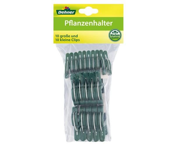 Dehner Pflanzenhalter, 20 Stk.