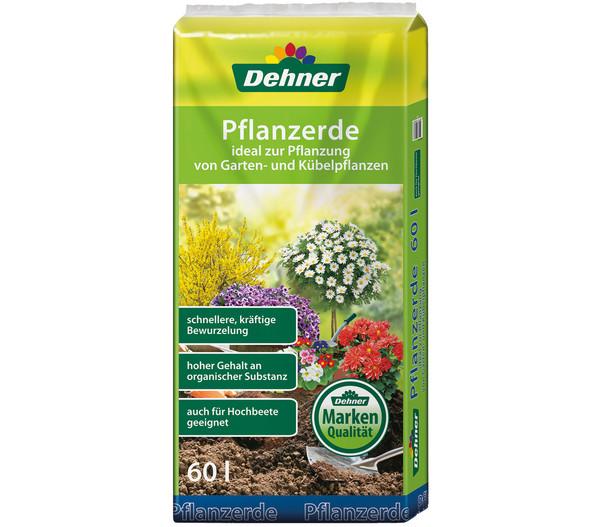 Dehner Pflanzerde, 39 x 60 Liter