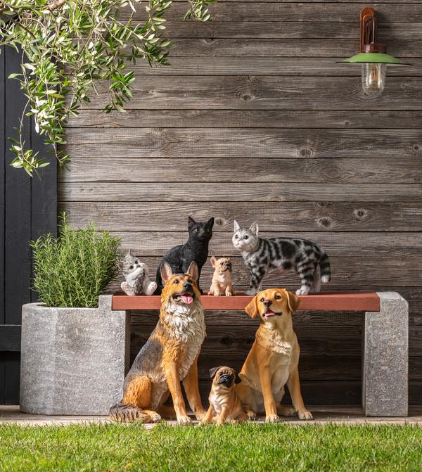 Dehner Polyresin Schäferhund