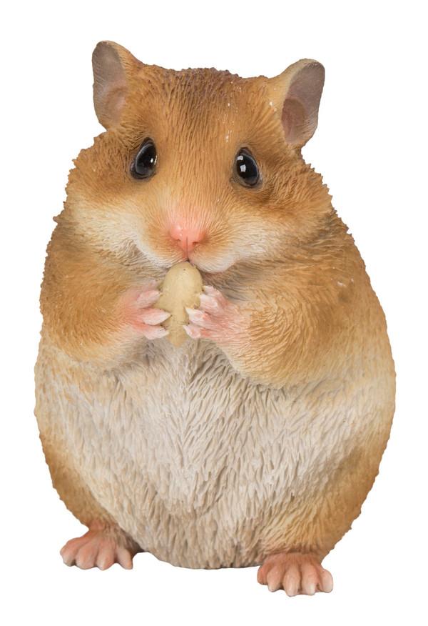 Dehner Polyresin-Hamster