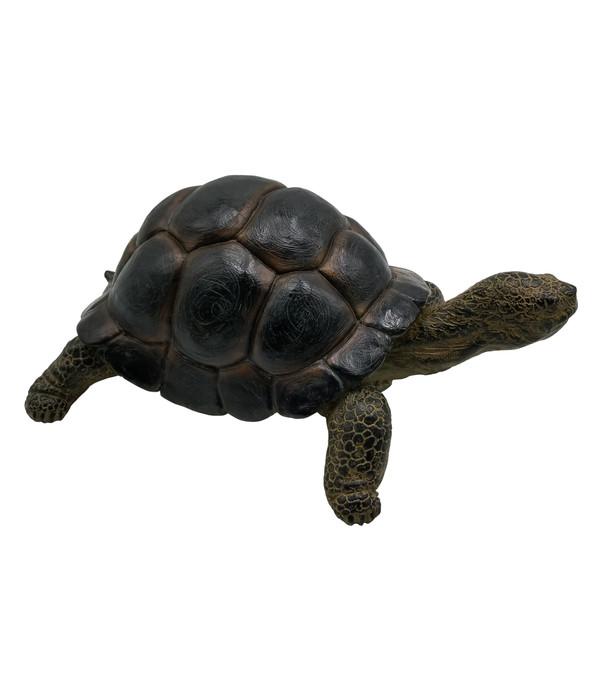 Dehner Polyresin-Schildkröte, 38 x 27 x 16 cm