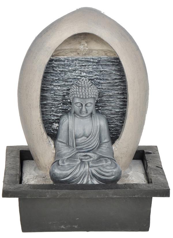 Dehner Polyresin-Zimmerbrunnen 'Malu'