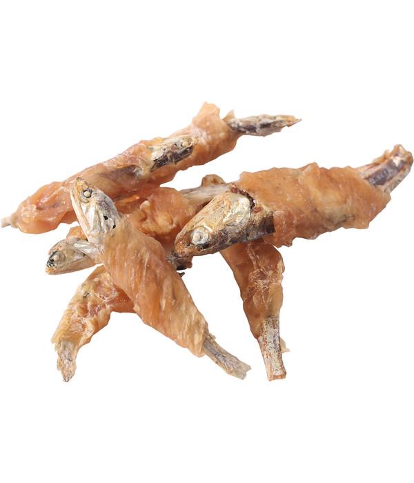 Dehner Premium Hühnerbrust mit Fisch, 170 g