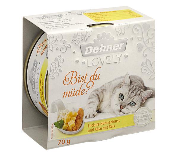 Dehner Premium Lovely, Ergänzungsfutter, 24 x 70g
