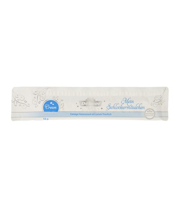 Dehner Premium Lovely Katzensnack Cream Mein Schleckermäulchen