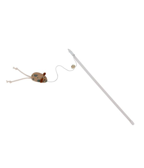 Dehner Premium Lovely Katzenspielzeug Set Spielangel Wir fischen! & Wir jagen!