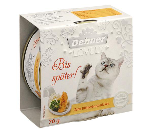 Dehner Premium Lovely Nassfutter Bis später!