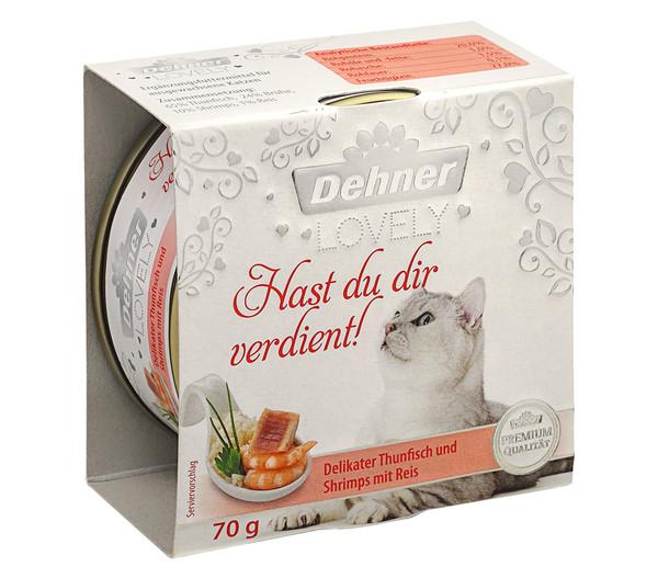 Dehner Premium Lovely Nassfutter Hast du dir verdient!