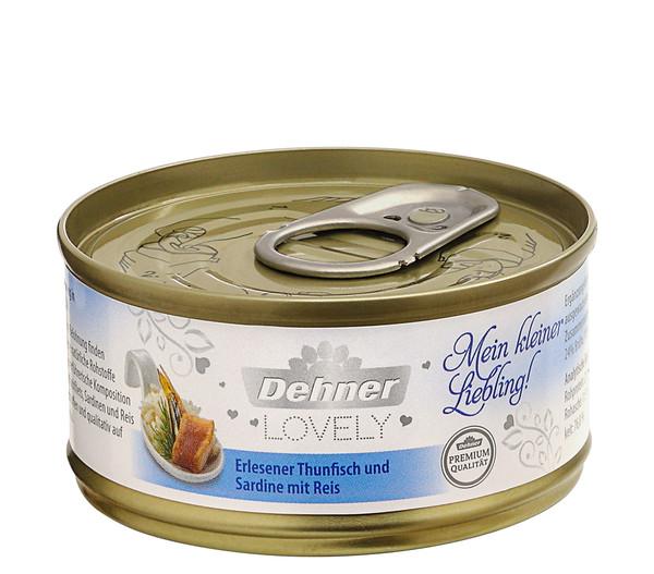 Dehner Premium Lovely Nassfutter Mein kleiner Liebling!