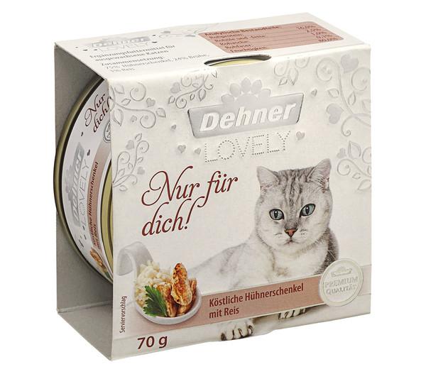 Dehner Premium Lovely Nassfutter Nur für dich!