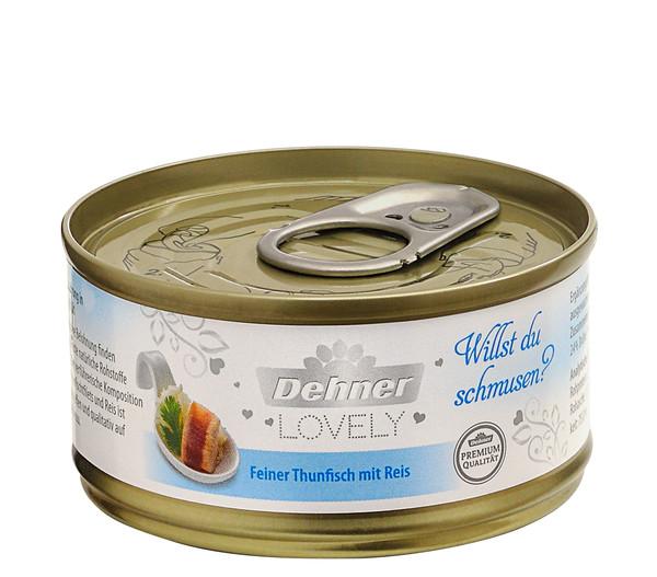 Dehner Premium Lovely Nassfutter Willst du schmusen?