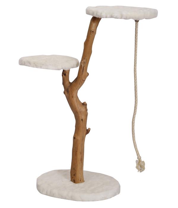 Dehner Premium Natur-Kratzbaum Nero