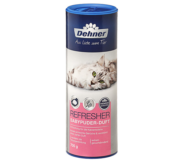 Dehner Premium Refresher mit Babypuderduft