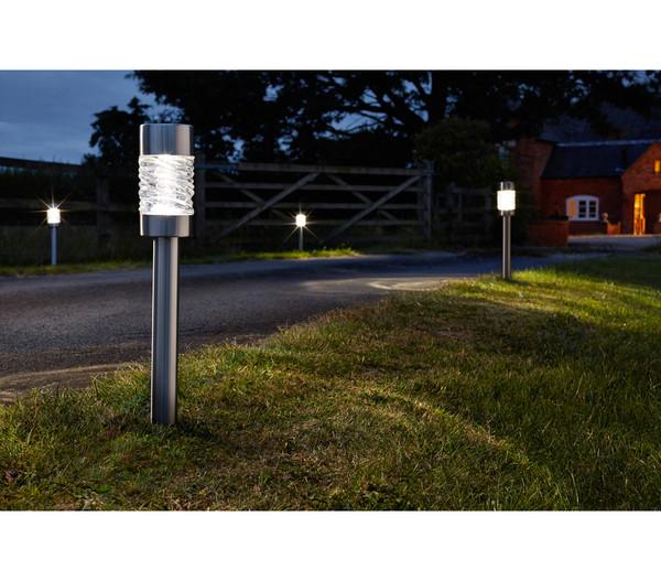 Dehner Premium Solar-Pfahlleuchte 'Aveiro'