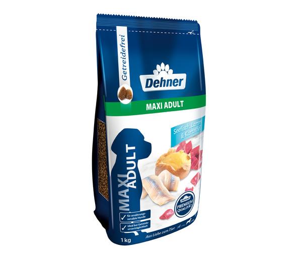 Dehner Premium Trockenfutter Maxi Adult, Seefisch