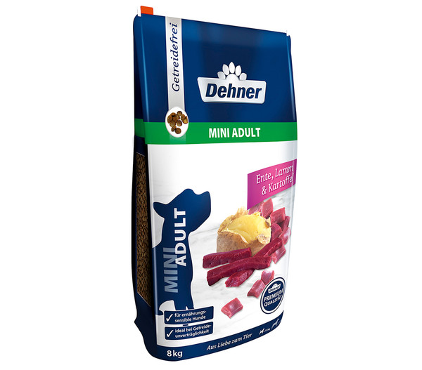 Dehner Premium Trockenfutter Mini Adult