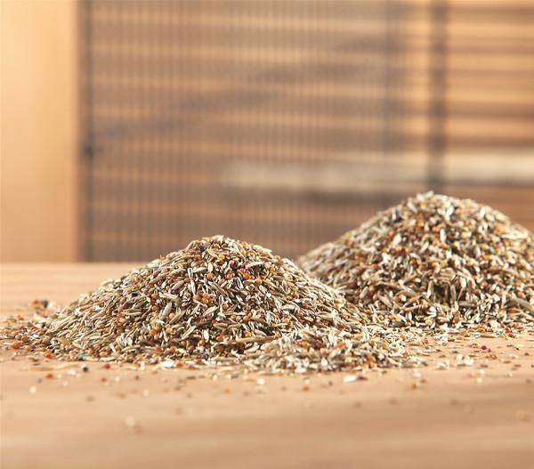 Dehner Qualitätsfutter Feinsämereien für Vögel und Nager, 500 g