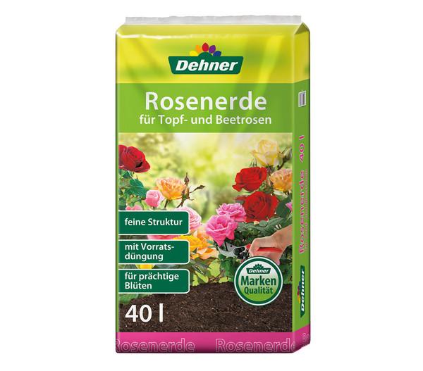 Dehner Rosenerde, 45 x 40 Liter
