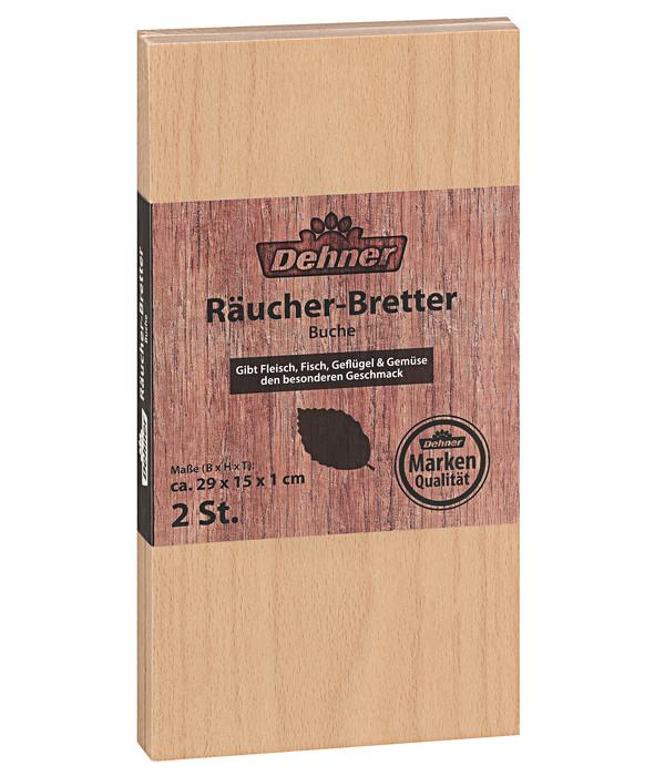 Dehner Räucher-Bretter