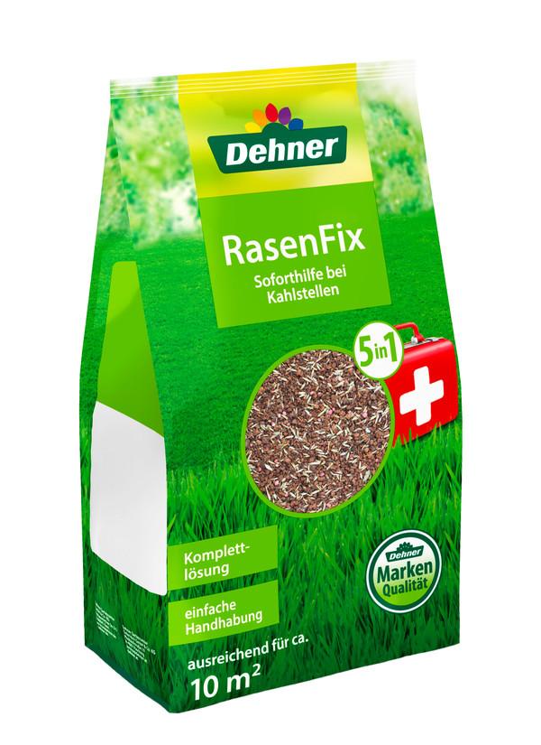 Dehner Saatgut Rasenfix 5-in-1