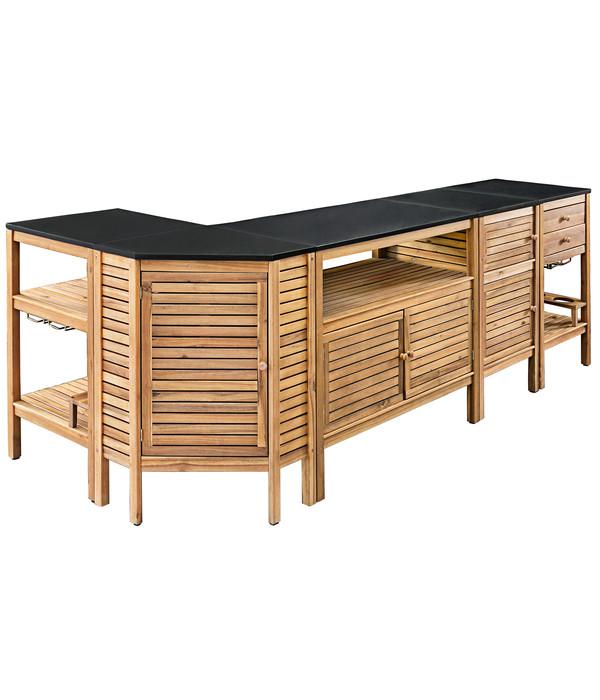 Dehner Schubladenschrank Southampton, 50 x 50 x 90 cm