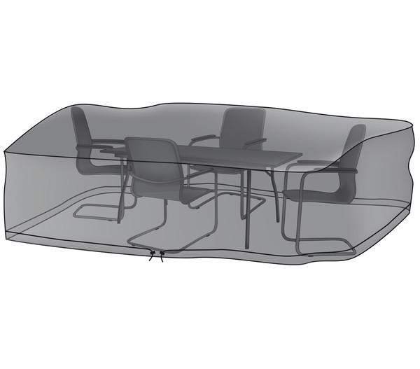 Dehner Schutzhülle Deluxe für Gruppen, 240 x 200 x 80 cm