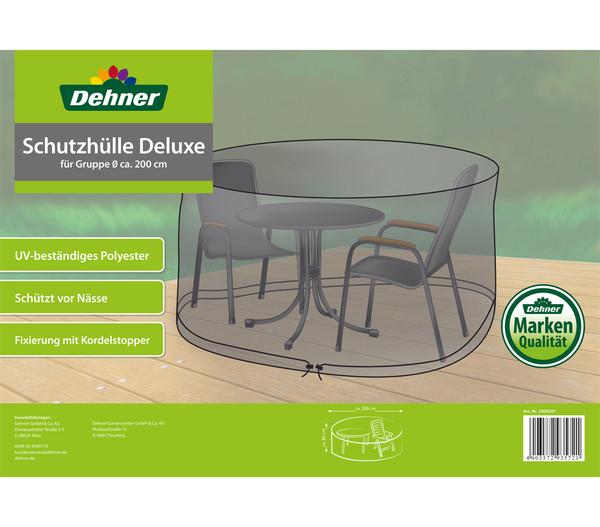Dehner Schutzhülle Deluxe für Gruppen bis Ø 200 cm