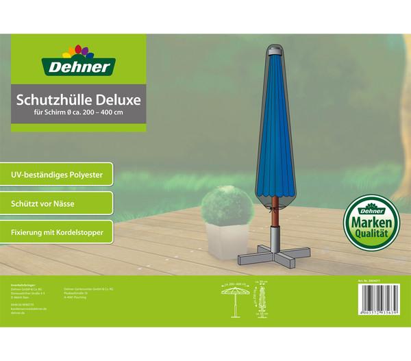 Dehner Schutzhülle Deluxe für Schirme Ø 200-400 cm