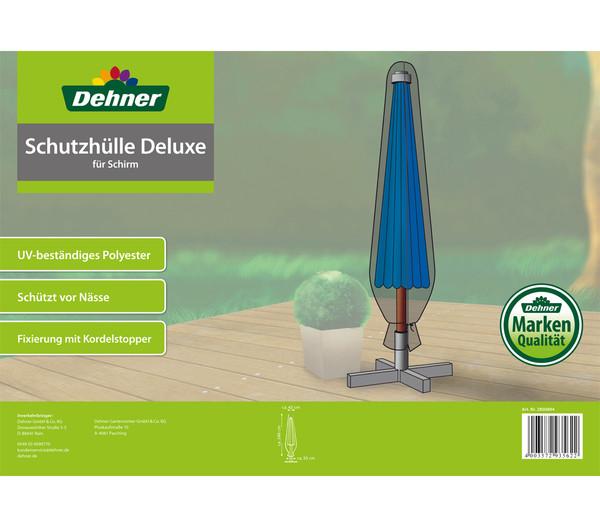 Dehner Schutzhülle Deluxe für Schirme bis Ø 400 cm