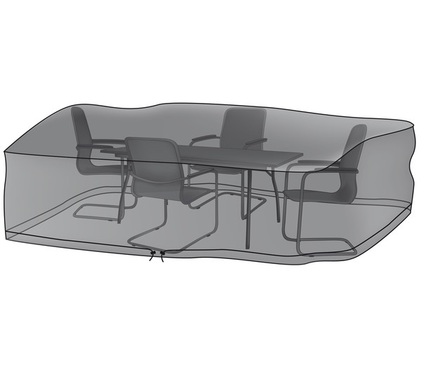 Dehner Schutzhülle Deluxe für Sitzgruppen, 295 x 210 x 80 cm