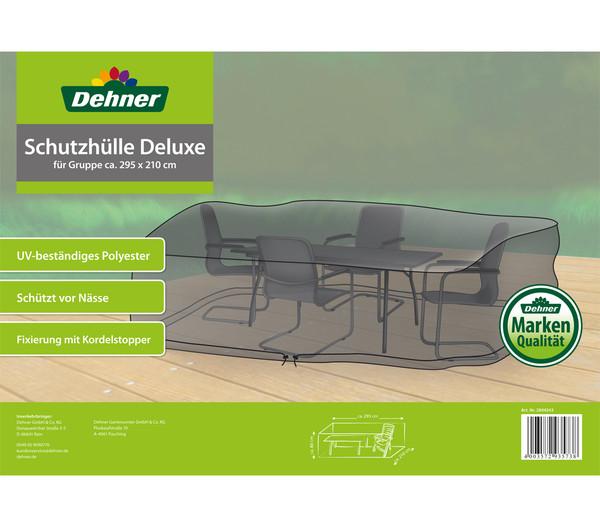 Dehner Schutzhulle Deluxe Fur Sitzgruppen 295 X 210 X 80 Cm