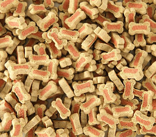 Dehner Snack Spaß Duo Knochen, 500 g