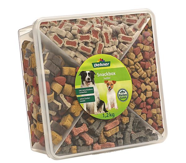 Dehner Snackbox Jumbo, 1,2 kg