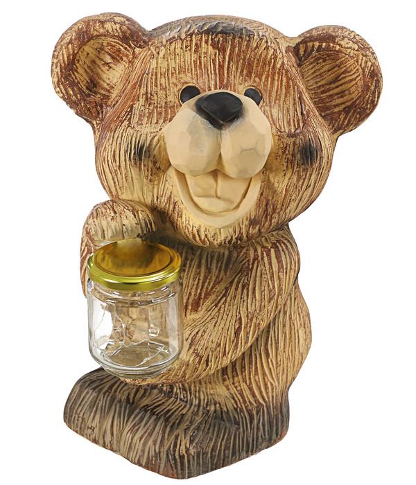 Dehner Solar-Bär 'Honey'