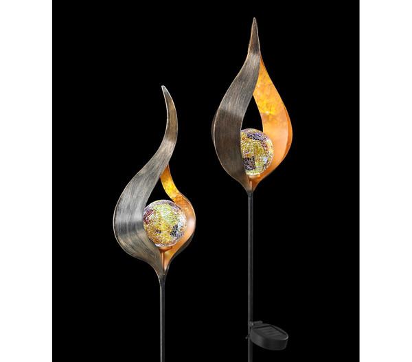 Dehner Solar-Dekostab Fackel, ca. H142 cm