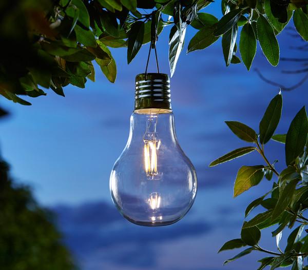 Dehner Solar-Glühbirne 'Antik'