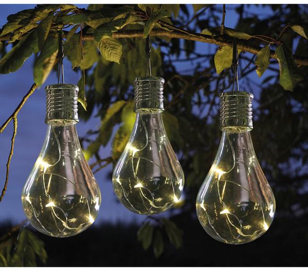 Dehner Solar-Glühbirne