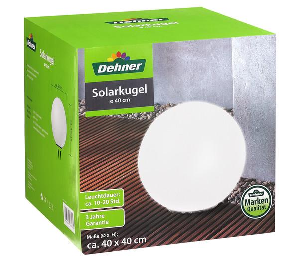 Dehner Solarkugel, 40 cm