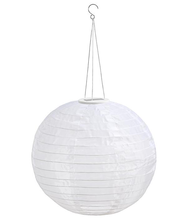Dehner Solar-Lampion, Ø 40 cm