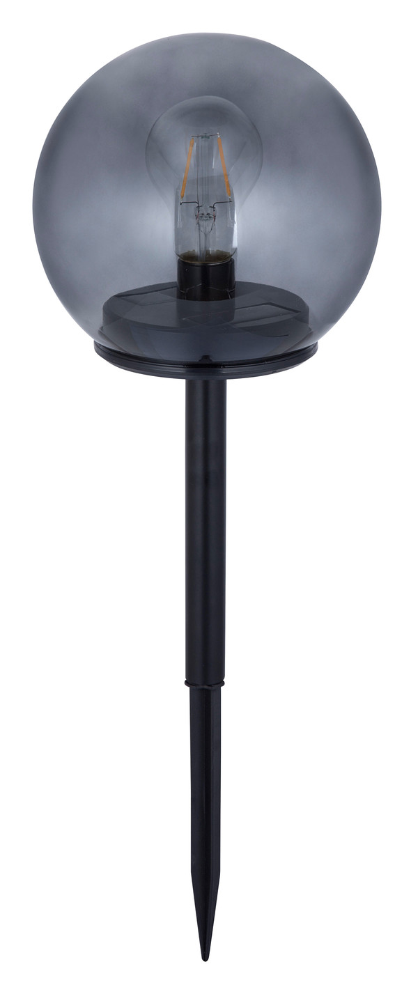 Dehner Solarleuchte 'Smoky Ball'