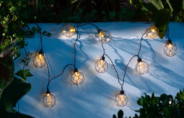 Dehner Solar-Lichterkette 'Granada'