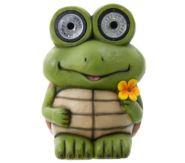 Dehner Solar-Schildkröte 'Josefine'