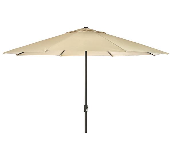 Dehner Sonnenschirm Argos, Ø 400 cm