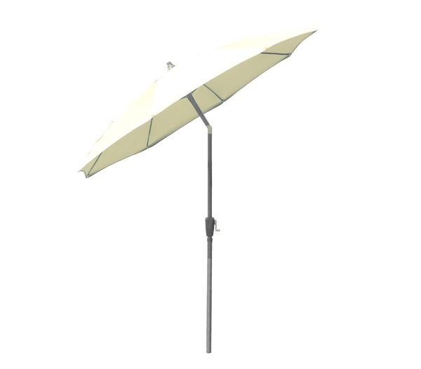 Dehner Sonnenschirm Paros, Ø 250 cm